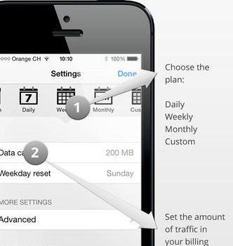 Data Counter Ekran Görüntüleri - 2