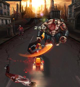 Death Moto 2 Ekran Görüntüleri - 1
