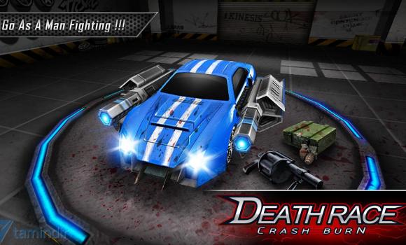 Death Race: Crash Burn Ekran Görüntüleri - 1