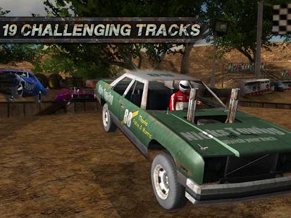 Demolition Derby: Crash Racing Ekran Görüntüleri - 3