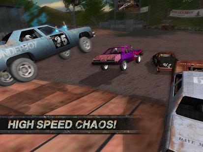 Demolition Derby: Crash Racing Ekran Görüntüleri - 1