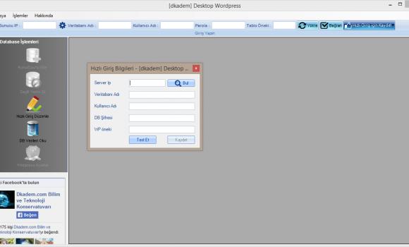 Desktop Wordpress Ekran Görüntüleri - 1