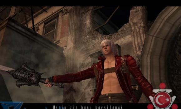 Devil May Cry 3 Special Edition Türkçe Yama Ekran Görüntüleri - 2