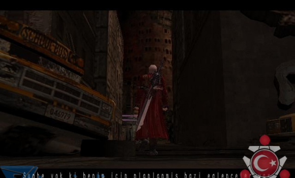 Devil May Cry 3 Special Edition Türkçe Yama Ekran Görüntüleri - 1