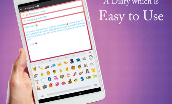 Diary Notes Ekran Görüntüleri - 5