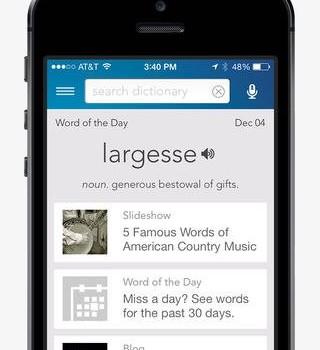 Dictionary.com Dictionary & Thesaurus Ekran Görüntüleri - 4