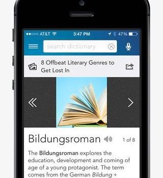 Dictionary.com Dictionary & Thesaurus Ekran Görüntüleri - 1