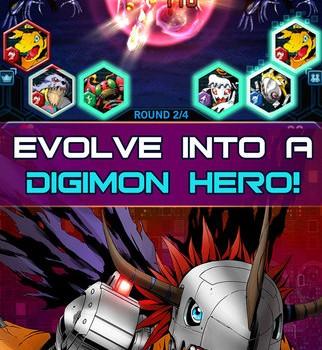 Digimon Heroes Ekran Görüntüleri - 5