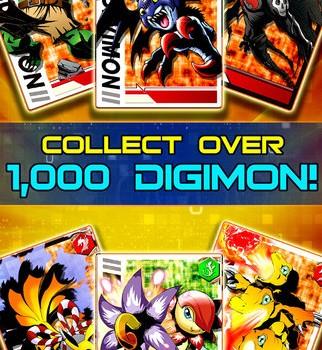 Digimon Heroes Ekran Görüntüleri - 4