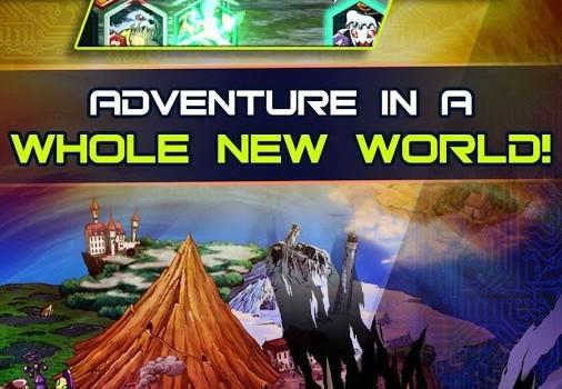 Digimon Heroes Ekran Görüntüleri - 3