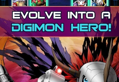Digimon Heroes Ekran Görüntüleri - 2