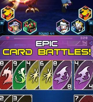 Digimon Heroes Ekran Görüntüleri - 1