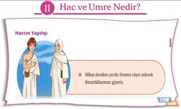 Dinimi Öğreniyorum Ekran Görüntüleri - 2