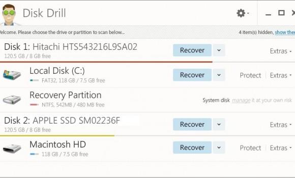 Disk Drill Ekran Görüntüleri - 2