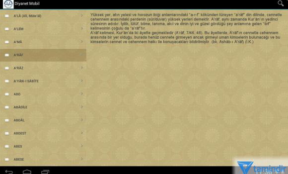 Diyanet Kütüphane Ekran Görüntüleri - 3