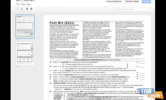 Docs PDF/PowerPoint Viewer Ekran Görüntüleri - 1