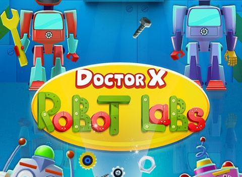 Doctor X: Robot Labs Ekran Görüntüleri - 5