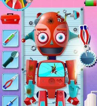 Doctor X: Robot Labs Ekran Görüntüleri - 4
