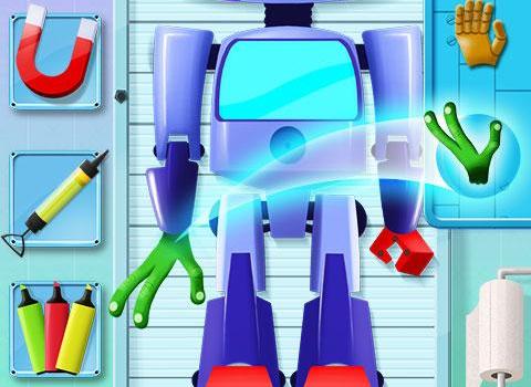 Doctor X: Robot Labs Ekran Görüntüleri - 3