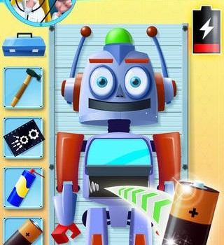 Doctor X: Robot Labs Ekran Görüntüleri - 2