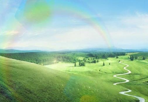 Dokunmatik Güneş ve Çim Ekran Görüntüleri - 2