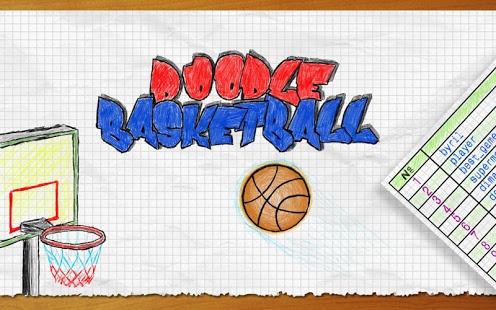 Doodle Basketball Ekran Görüntüleri - 3