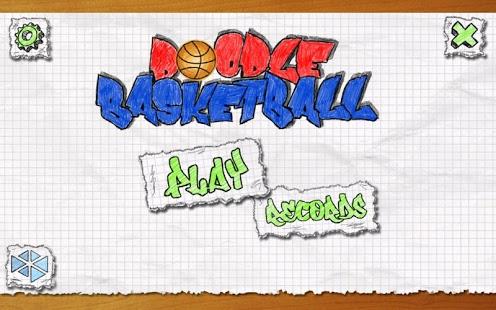 Doodle Basketball Ekran Görüntüleri - 2