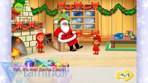 Dora's Christmas Carol Adventure Ekran Görüntüleri - 5