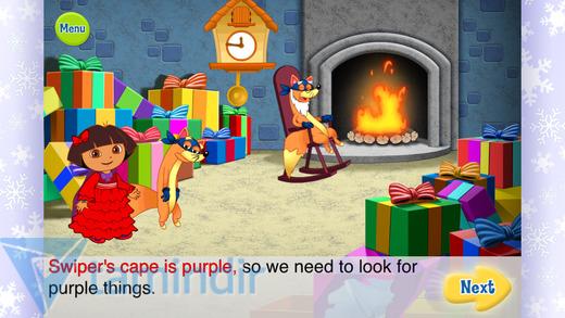 Dora's Christmas Carol Adventure Ekran Görüntüleri - 2