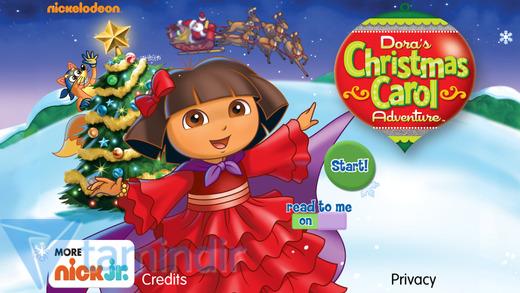 Dora's Christmas Carol Adventure Ekran Görüntüleri - 1