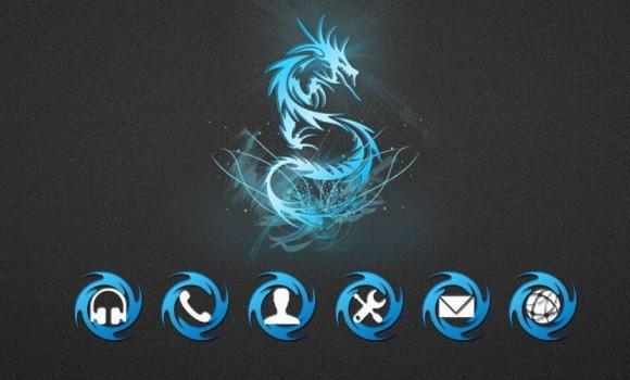 Dragon Theme Ekran Görüntüleri - 1
