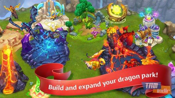 Dragons World Ekran Görüntüleri - 2