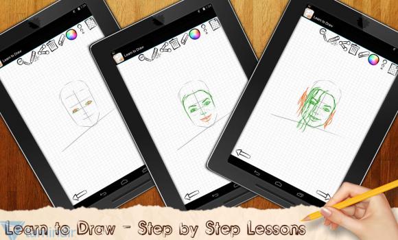 Drawing Lessons Celebrities Ekran Görüntüleri - 4