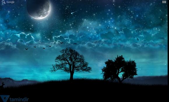 Dream Night Free LiveWallpaper Ekran Görüntüleri - 3
