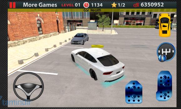 Driving School 3D Parking Ekran Görüntüleri - 5