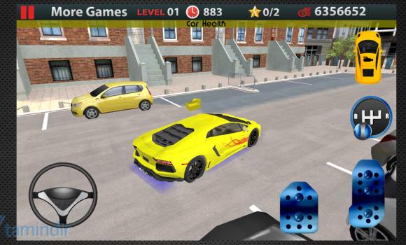 Driving School 3D Parking Ekran Görüntüleri - 2