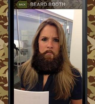 Duck Dynasty Beard Booth Ekran Görüntüleri - 2