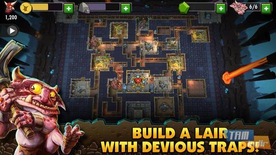 Dungeon Keeper Ekran Görüntüleri - 4