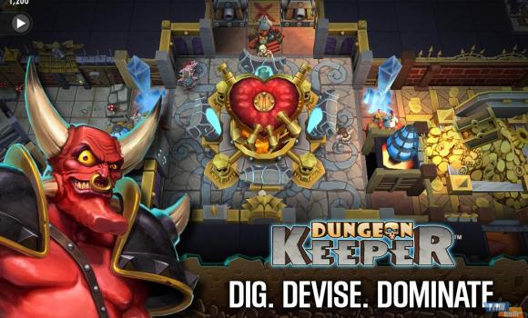 Dungeon Keeper Ekran Görüntüleri - 3