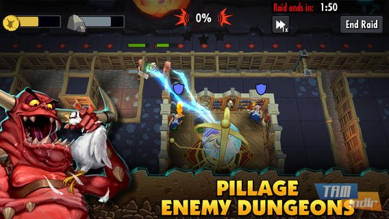 Dungeon Keeper Ekran Görüntüleri - 2