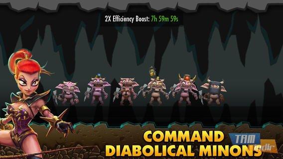 Dungeon Keeper Ekran Görüntüleri - 1