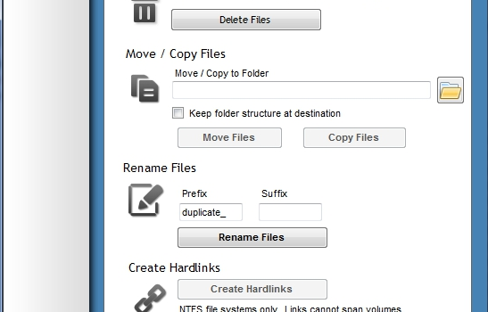 Duplicate Cleaner Ekran Görüntüleri - 1