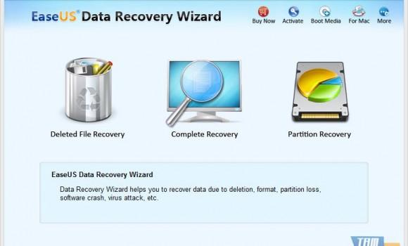 EaseUS Data Recovery Wizard Professional Ekran Görüntüleri - 2