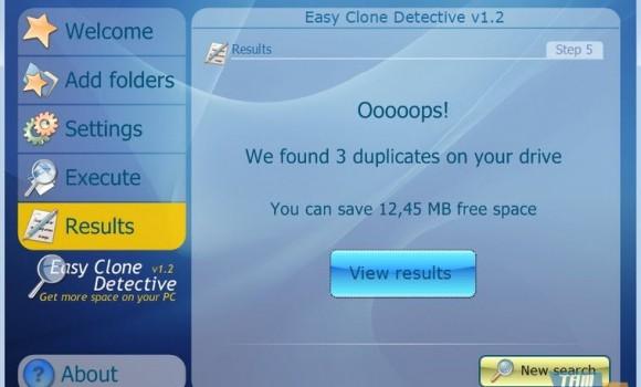 Easy Clone Detective Ekran Görüntüleri - 1