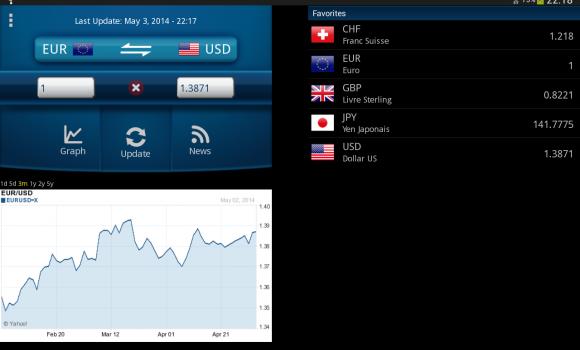 Easy Currency Converter Ekran Görüntüleri - 3