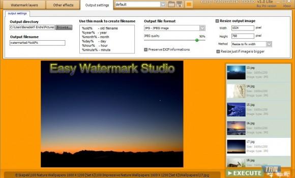 Easy Watermark Studio Lite Ekran Görüntüleri - 2