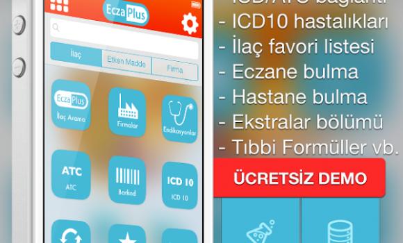 EczaPlus İlaç Bilgi Sistemi Ekran Görüntüleri - 5