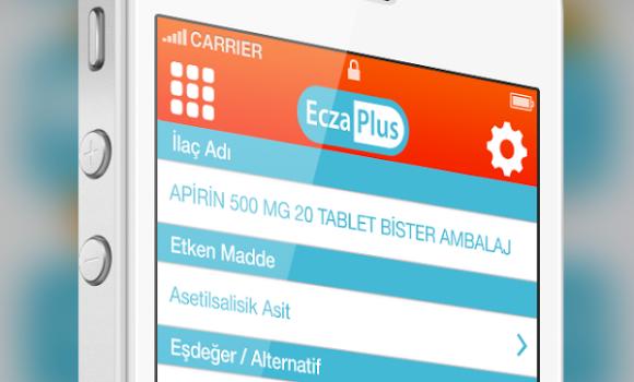 EczaPlus İlaç Bilgi Sistemi Ekran Görüntüleri - 3