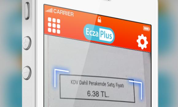 EczaPlus İlaç Bilgi Sistemi Ekran Görüntüleri - 2