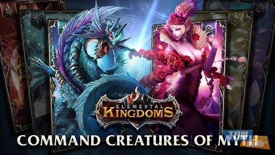 Elemental Kingdoms Ekran Görüntüleri - 2